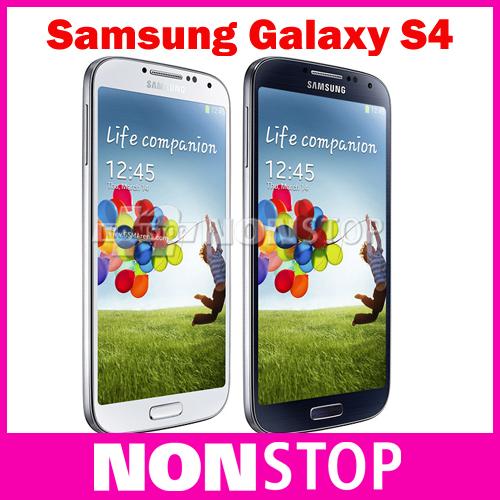 Samsung Galaxy S4 I9500 Original Unlocked Cell phone 3G&4G 13MP Camera 5.0'' Touch Refurbished Phone NFC WIFI GPS(China (Mainland))
