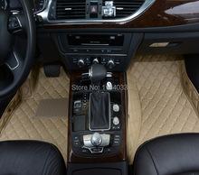 car accessories foot mats non-slip mats FOR  Prado Environmental tasteless mats black brown rice(China (Mainland))