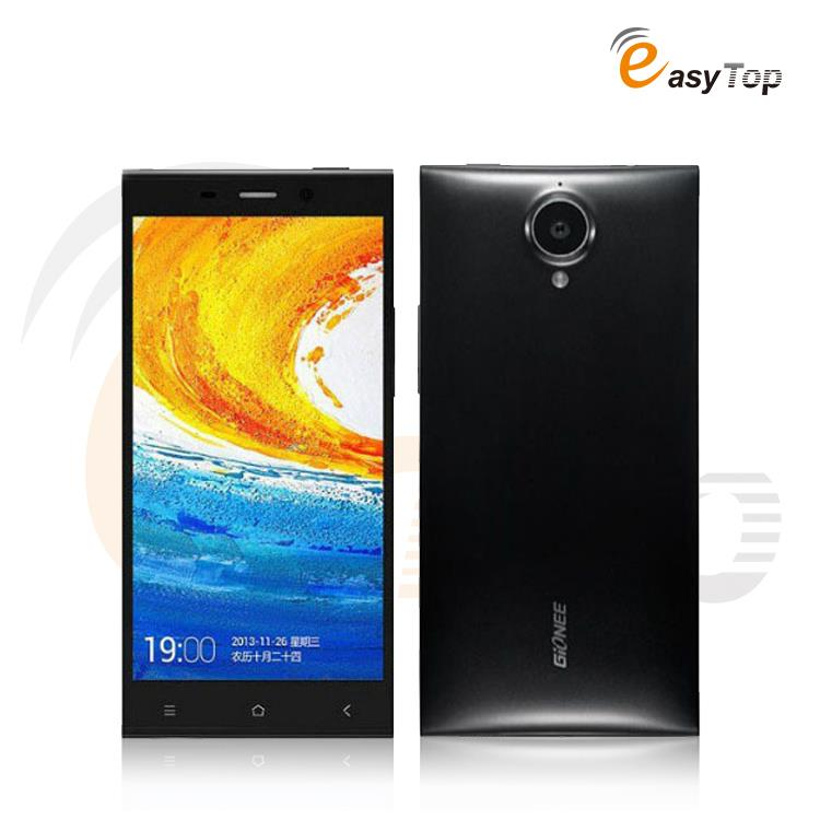 Original 100% GIONEE ELIFE E7 5.5 Inch FHD Screen Snapdragon 800 3GB +32GB 2.2GHz Quad Core Android 4.2 NFC Function 3G(China (Mainland))