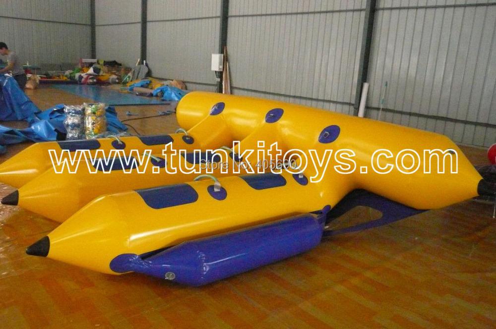 inflatable water flyfish/ flying fish boat(China (Mainland))