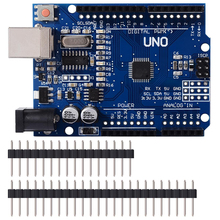 Buy UNO R3 development board MEGA328P CH340 CH340G Arduino UNO R3 Without USB Cable for $4.20 in AliExpress store