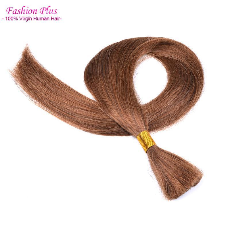 Human Braiding Hair Bulk No Weft 18202224 Long Length Human Braiding Hair Bulk 1#/2#/8#/613# in Stock Raw Hair Virgin Bulk<br><br>Aliexpress