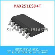 MAX251ESD IC RS-232 DRVR RX 5V 14-SOIC 251 MAX251 251E - ABC Elections store