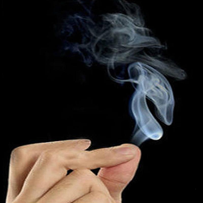 Как сделать фокусы с дымом
