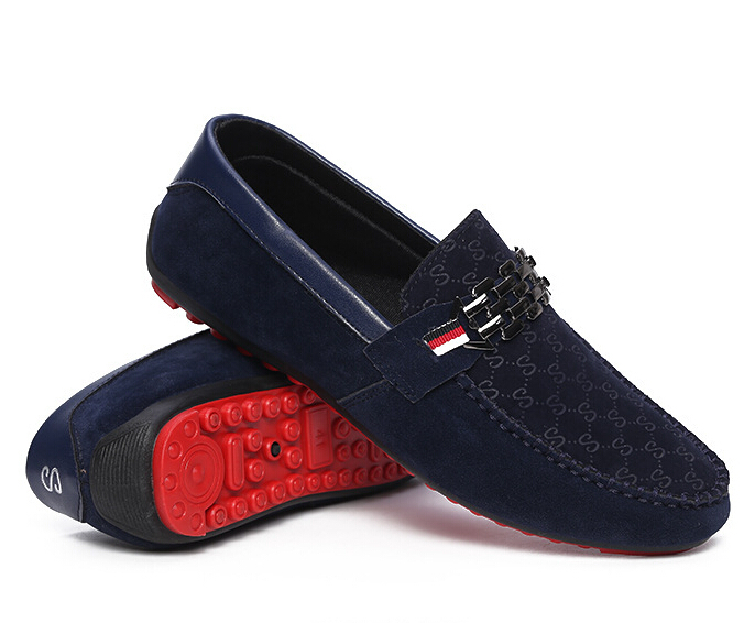Mens shoes with red soles