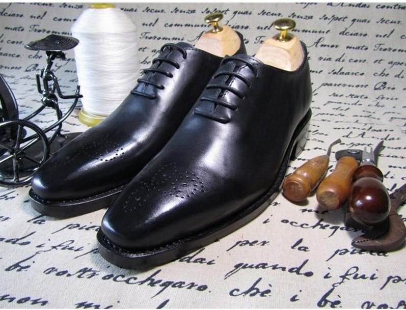 Custom Made Dress Shoes Leather Shoes Custom Made