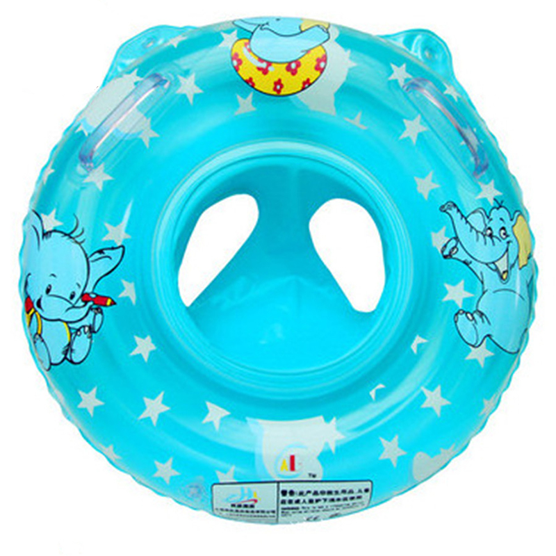 Infant swimming race Baby armpit ring elephant seat wholesale Ring baby sit float rings Swimmings pool baby swimming ring(China (Mainland))