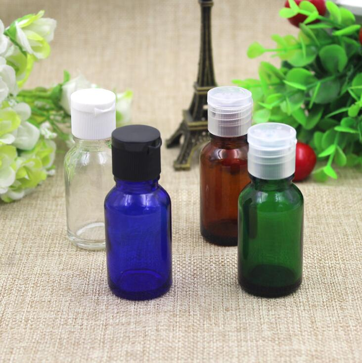 Small Glass Screw Cap Sample Perfume Make Up Empty Bottles Cosmetic And Body Lotion Soap Refilled Packaging Containers(China (Mainland))