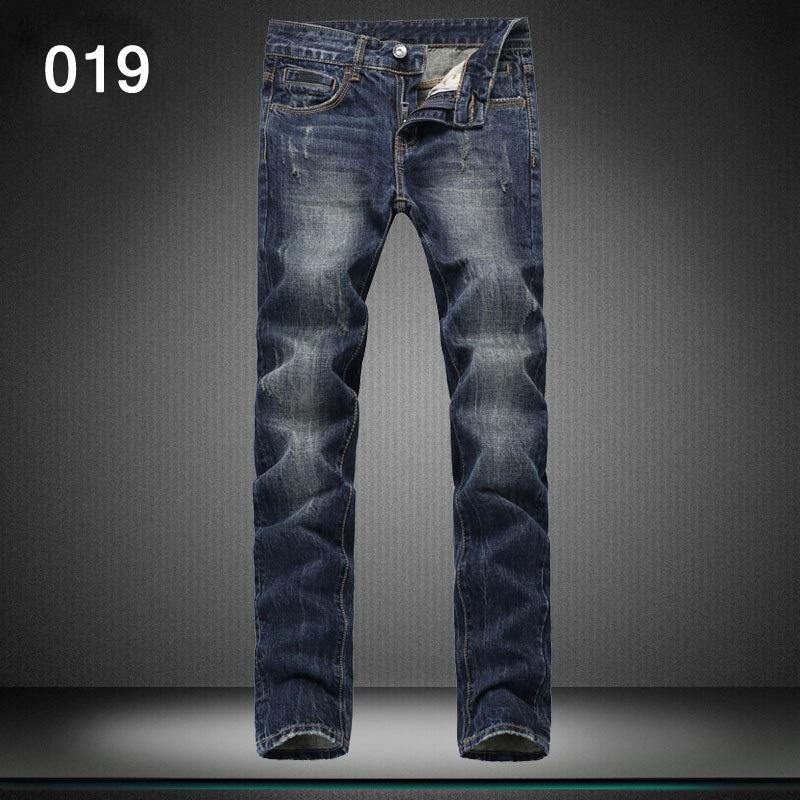 2016 Famous Brand Men Jeans 100% Cotton Skinny Jeans Men High Quality Mens Skinny Italian Designer Mens Jogger Jeans 012Одежда и ак�е��уары<br><br><br>Aliexpress