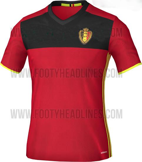 Гаджет  2015 2016 Belgium Soccer jersey EDEN HAZARD DE BRUYNE KOMPANY VERTONGHEN VERMARLEN football shirts Belgium survetement maillot None Спорт и развлечения