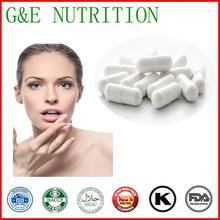 GMP Standard Glutathione Capsule 500mg x 300pcs/bag, for skin whitening(China (Mainland))