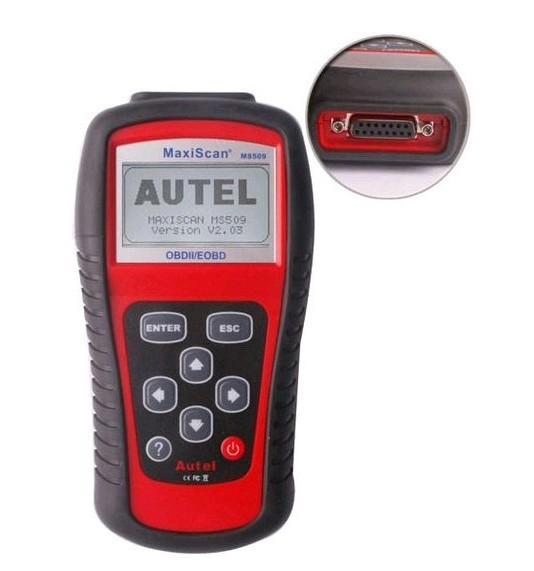 Оборудование для диагностики авто и мото Digitalboy Autel MaxiScan MS509 /obdii EOBD & MS 509