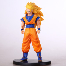 Anime Dragon Ball Vegeta Action Figure Collectible Hand Model Doll Figure Toy w