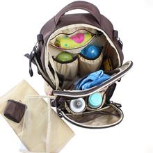Mode Baby Windel Rucksack Schultern Baby Mutterschaft Mutter Tasche Baby-windel-windel-wickeltasche Tasche Kinderwagen Tasche Multifunktionale(China (Mainland))