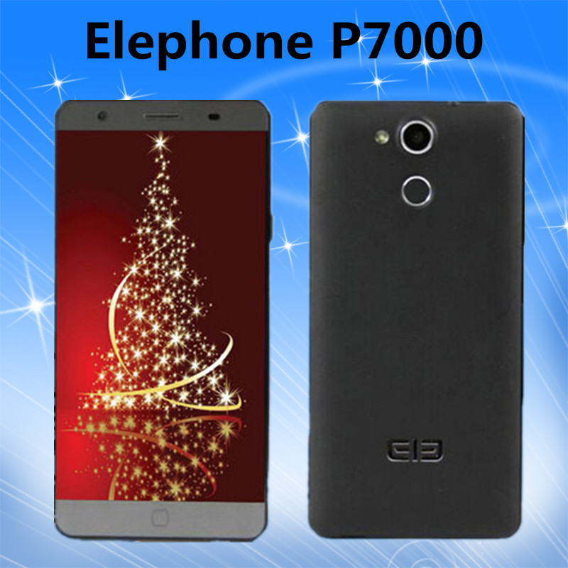 4G LTE Original Elephone P7000 Android5.0 Mobile telephones 5.5 polegada MTK6752 Octa core 3G RAM 16G ROM 1920*1080 16MP Android(China (Mainland))