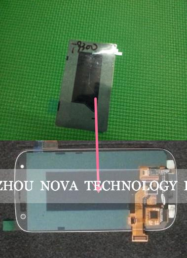 For Samsung Galaxy s3 i9300 LCD Screen Back Adhesive Sticker Glue Tape; Free Shipping 20pcs/lot