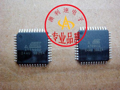 AT89S52 devices - 24 au new original single chip microcomputer--ALDD2  -  Sunshine co.,LTD store