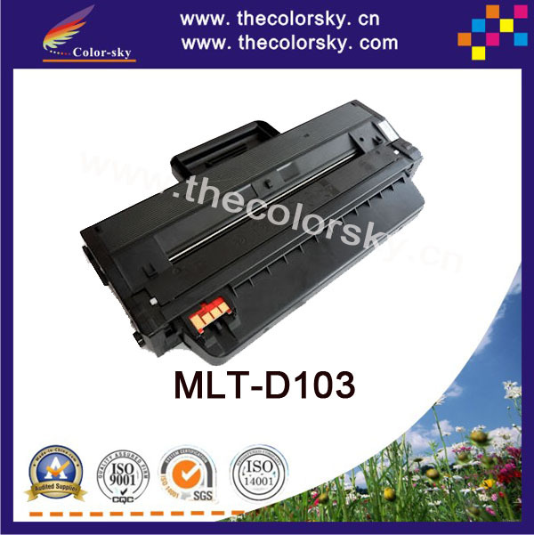 (CS-S103) Toner laser cartridge for Samsung mlt d103s 103s 103l ml 2950 2951 2955 2956 (2500pages) Free FedEx