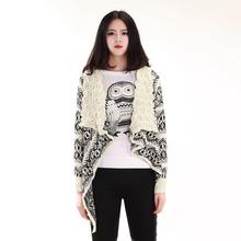 2015 Winter Fashion Women Sweater and Pullovers Sweater Women Big Casual Knitting Sweaters(China (Mainland))