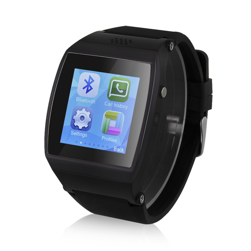 """PW8 1.55"""" HD Touch Screen Bluetooth Smart Watch Wristwatch Photograph SMS GSM for Android phone and iPhone Smartphone(China (Mainland))"""