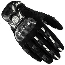 2016 Scoyco MC20 guantes Motorcycle Scooter Touch Gloves Summer Carbon Fiber Protective Racing Gears Silicone motos motocicleta(China (Mainland))