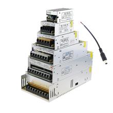 Buy DC5V Power Adapter Supply Transformer Full Current AC100-240V 2A 3A 5A 10A 20A 30A 40A 60A 5V LED Strip WS2812B UW for $5.17 in AliExpress store
