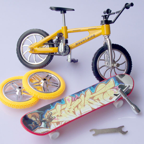 Newest bmx bike toy bicycle children's toys thumb finger skateboard professional cycling mini finger toys Free shippping iy(China (Mainland))