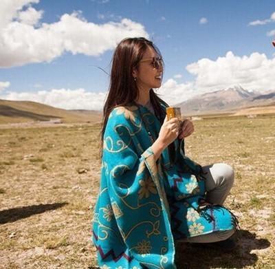 Wholesale Ethnic Style Classic Scarf Quality Pashmina Shawl Stole Men Women Unisex Fashion Print winter Muffler Scarves(China (Mainland))