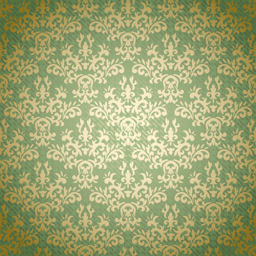 Popular green damask wallpaper buy cheap green damask for Cheap green wallpaper
