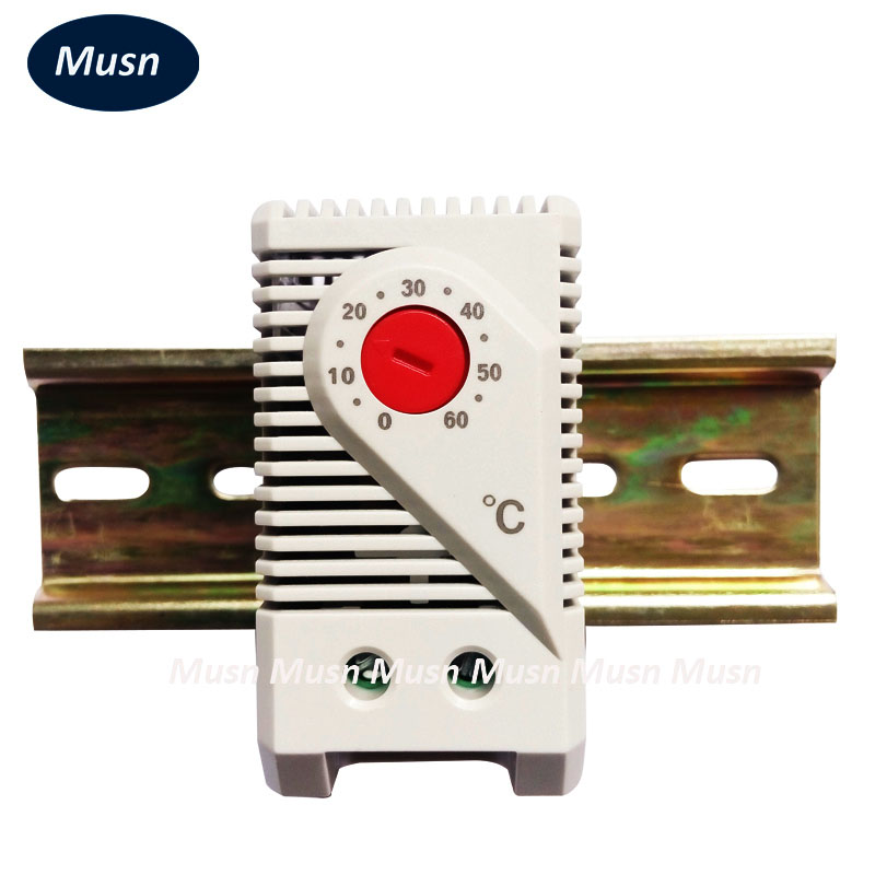 compact 0+60 degree / -10+50 adjustable temperature controller thermostat connection heater cabinet KTO 011 KTO011 - Musn Electric Company Limited store