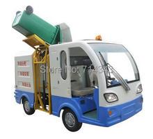 Mini Four-wheel bucket car Garbage truck Garbage Collector Truck(China (Mainland))