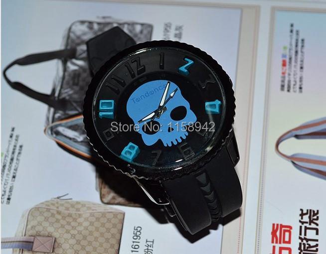 Trendy Luxury Japan Movement Skeleton Watch Men Quarts Hours Rubber Band Top Class Wristwatch Best seller Best Gifts Watch<br><br>Aliexpress