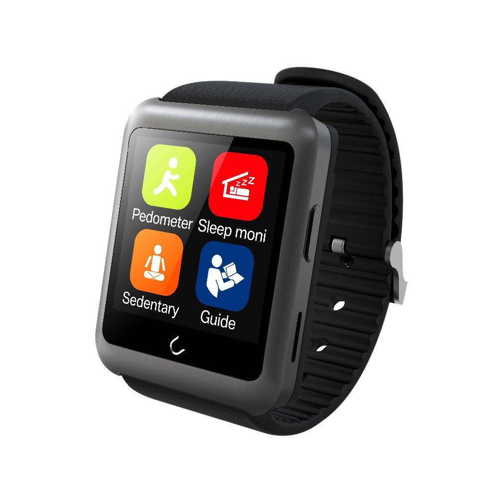 2016 Bluetooth Smart Watch U11 with SIM Card GPS Smartwatch for IOS Apple xiaomi Samsung Android Phone PK F69 U8 GT08 DZ09(China (Mainland))