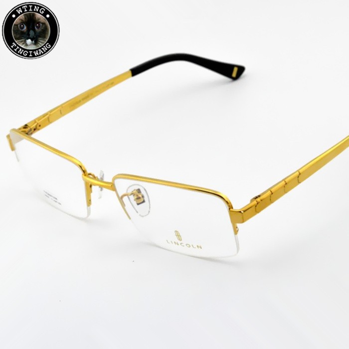 Gallery For > Gold Frames Glasses