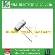 Free Shipping 20PCS 16.000MHZ 16.000M 16M 16MHZ 16 MHZ 16M HZ Crystal Oscillator HC-49S(China (Mainland))