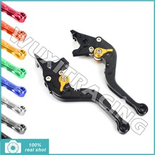 Buy Short Folding Brake Clutch Levers for Kawasaki ZX7R ZX7RR ZX9 ZX10 GPZ 900R GTR 1000 GPZ1000/ABS 89 90 91 92 93 94 Zephyr 1100 for $69.98 in AliExpress store
