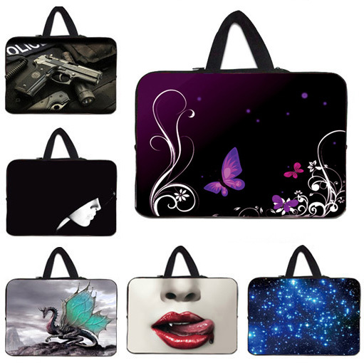 retail pink butterfly laptop bags for women fashion