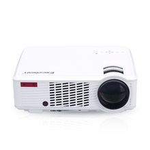 Excelvan LED33-02 Projector 2000Lumens 850*540 Support 1080P LED HD Home Entertainment Theater With AV/VGA/HDMI/USB Input(China (Mainland))