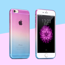 Buy Cover iphone 4 5 6 G S 4s 5s 5C 6s plus 7 7Plus SE 6plus phone Case Back Shell TPU Soft Silicon Ultra thin Slim Transparent for $1.01 in AliExpress store