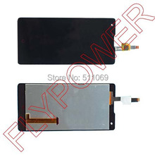 For ZTE Nubia Z5 mini NX402 LCD Display +Touch Digitizer Screen  assembly Black  by free shipping