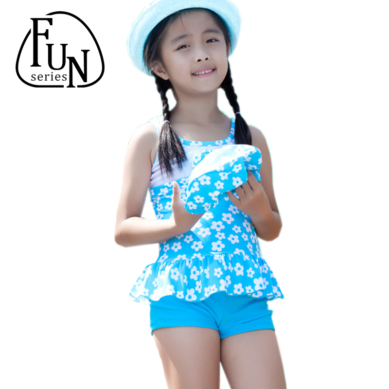 FunSeries Top Grade Girl Swimsuit Baby Swimwear Kids ...