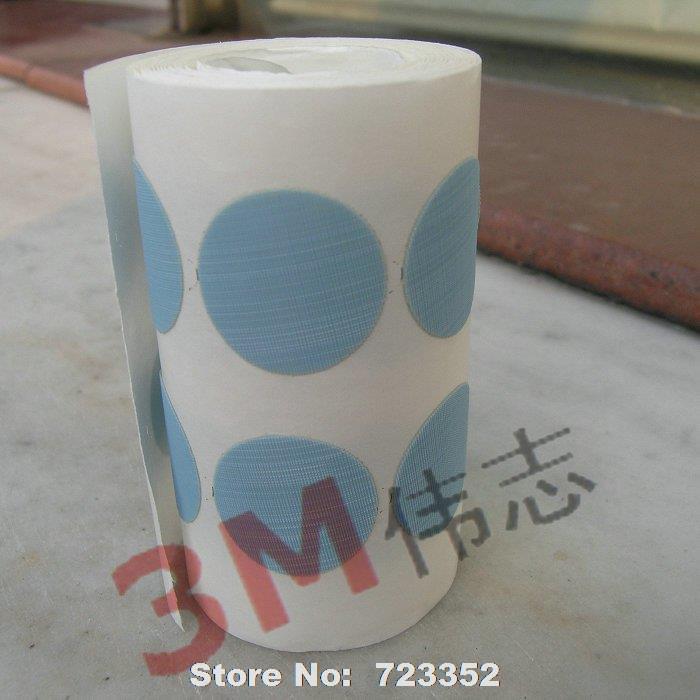 3M268XA precision abrasive grit sandpaper disc sophisticated dish A10 3M sandpaper disc(China (Mainland))