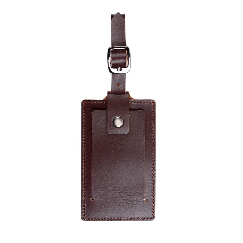 Online Buy Wholesale Custom Leather Luggage Tag From China
