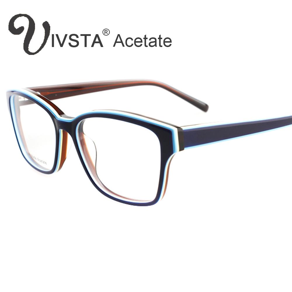 IVSTA Women Glasses Frames Branded Design Handmade Acetate Optical Cat eye Butterfly demi tortoise Myopia Lense Cellulose G1280(China (Mainland))