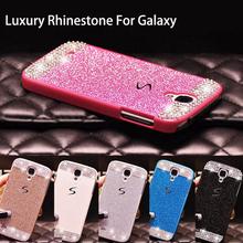 Luxury Bling Rhinestone Diamond PC Hard Back Case Cover Samsung Galaxy A3 A5 A7 2016 S3 S4 S5 S6 Edge Plus S7 J5 J7 - Magic-world store