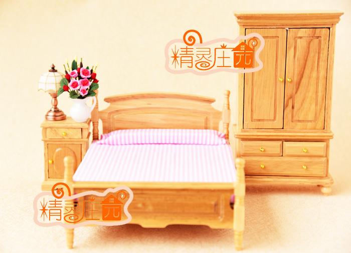 Baby Slaapkamer Meubels : ... slaapkamer set uit China poppenhuis ...