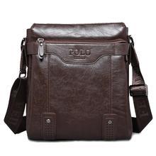 Polo famous brands 100% genuine leather bag dollar price Men messenger bags Tasteful vintage laptop bag handbag Refinement V6G60(China (Mainland))