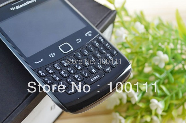 100% Original Blackberry Curve 4 9360 3G mobile phone wifi quadband BlackBerry OS 7, free shipping by DHL/EMS(Hong Kong)