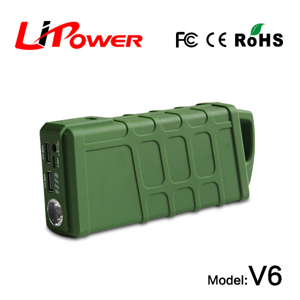 Updated 14000mAh lithium-ion batteries Emergency Tool Kit Type mini power bank travel charger(China (Mainland))