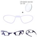 1 56 Aspheric Optical Lenses Myopia Frame For JBR Cycling Glasses Bike Men Women Prescription Eyewear